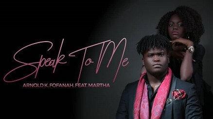 Speak to Me - by Arnold K. Fofanah