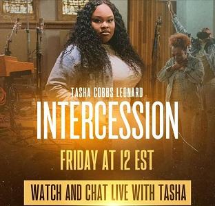 Intercession - Tasha Cobbs Leonard Lyrics