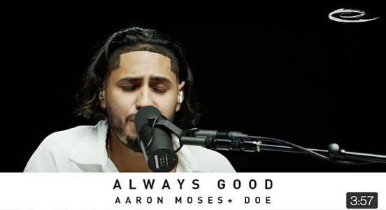 ALWAYS GOOD Lyrics by DOE Music ft Aaron Moses