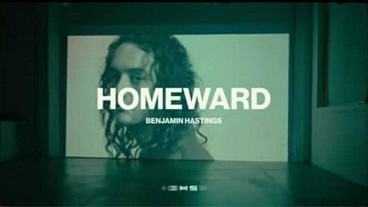 HOMEWARD Lyrics by Benjamin Hastings